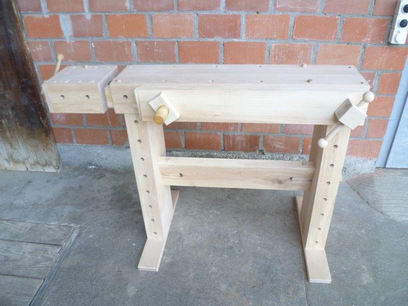 hobelbank aus naturholz paul bussmann schreinerei. Black Bedroom Furniture Sets. Home Design Ideas